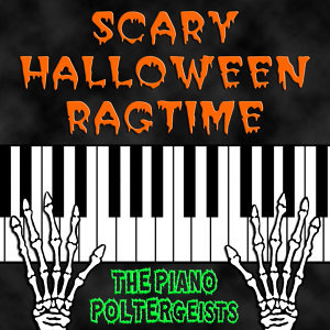 Scary Halloween Ragtime Music