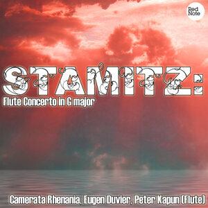 Stamitz: Flute Concerto in G major