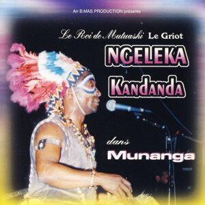 Le Roi de Mutuashi, Le Griot ... Dans Mundanda