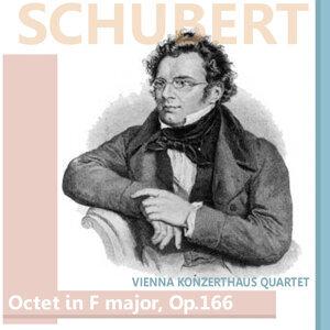 Schubert: Octet in F Major, Op. 166