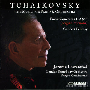 Tchaikovsky: The Music for Piano and Orchestra