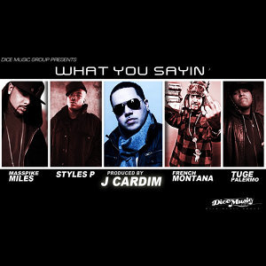 What You Sayin' (feat. Styles P., Masspike Miles, Tuge Palermo and French Montana)