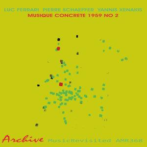 Musique Concrete 1959 No. 2