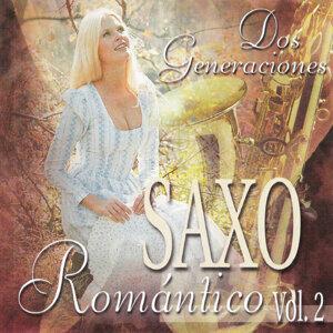 Saxo Romántico Volume 2