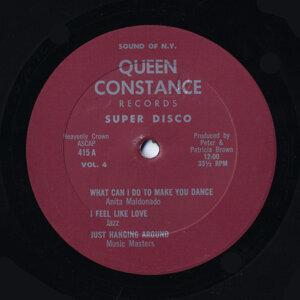 Queen Constance Super Disco Vol. 4