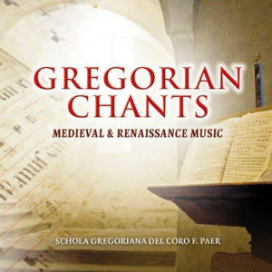 Gregorian Chants, Medieval & Renaissance Music