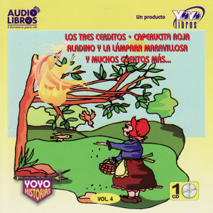 Fono Libros Infantiles Vol. 4 (Abridged)