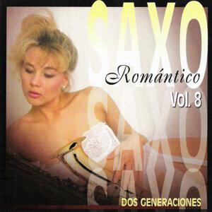 Saxo Romántico Volume 8