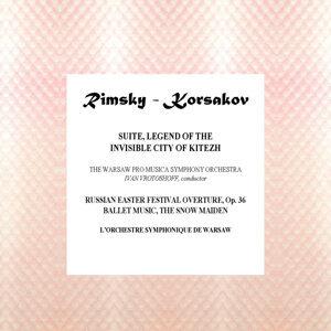 Rimsky-Korsakov: Suite Kitezh