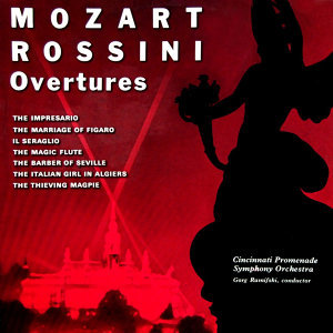 Mozart And Rossini Overtures