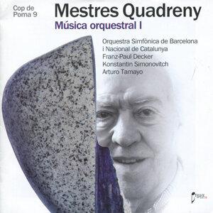 Quadreny: Música orquestral I