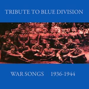"""Division Azul """"Himnos Nacionales de Europa"""" (Original recordings 1936-1944"""