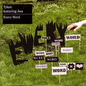 """Every Word - Vinyl 12"""" Mixes"""
