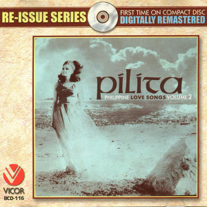 Re-issue series: philippine love songs vol.2