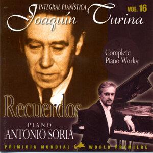 Joaquin Turina Complete Piano Works Vol 16 Recuerdos