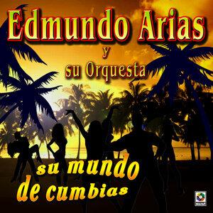 Su Mundo De Cumbias - Edmundo Arias Y Su Orquesta.