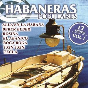 Habaneras Populares Vol. 1