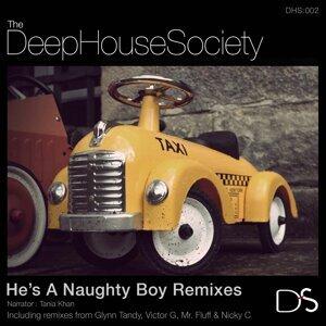 He's a Naughty Boy - Remixes