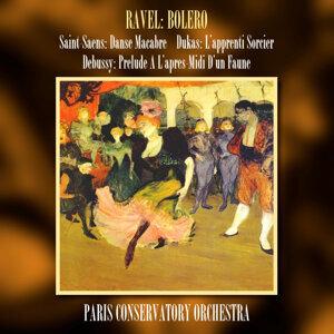 Ravel: Bolero/Saint-Saens: Danse Macabre/Dukas: L'apprenti Sorcier/Debussy: Prelude A L'apres-Midi D'un Faune