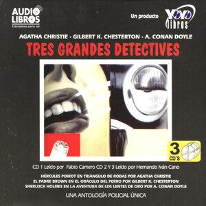 Tres Grandes Detectives (Unabridged)
