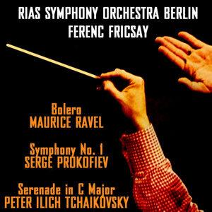 Bolero / Prokofiev Symphony No 1
