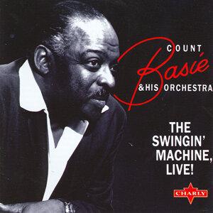 The Swingin' Machine, Live