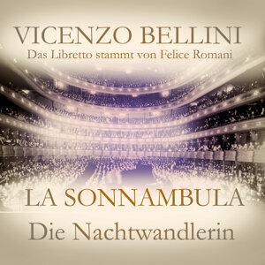 La Sonnambula, libretto by Felice Romani