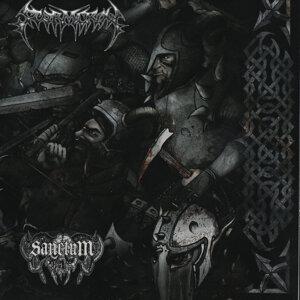 Stormcrow/Sanctum Split LP