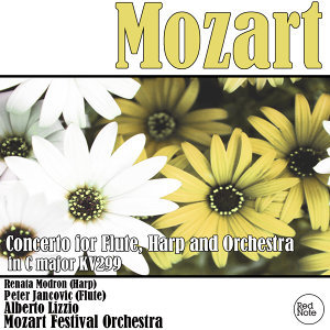 Mozart: Concerto for Flute, Harp and Orchestra in C Major K. 299