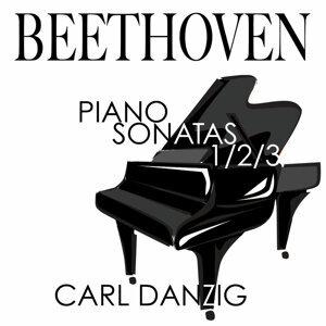Beethoven Piano Sonatas 1, 2 & 3
