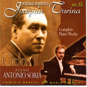 Joaquin Turina Complete Piano Works Vol 13 Ciclos I