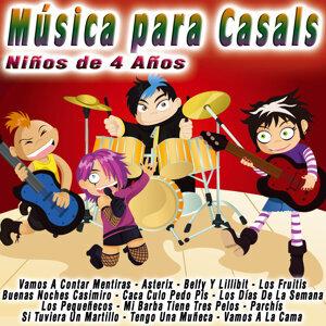 Música para Casals: Niños de 4 Años