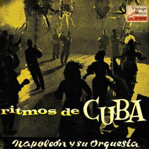 """Vintage Cuba Nº 57 - EPs Collectors, """"Ritmos De Cuba"""""""