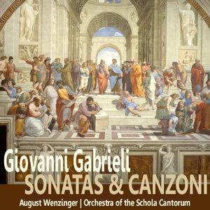 Gabrieli: Sonatas & Conzoni