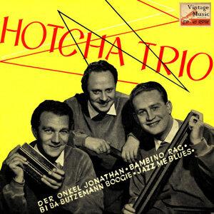 "Vintage Jazz Nº 68 - EPs Collectors, ""Harmonics, Boogie, Rag And Blues"""