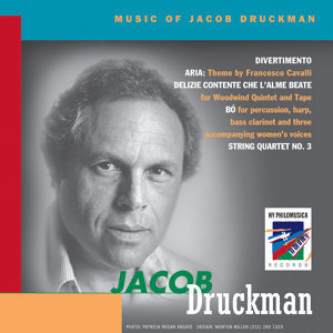 Druckman: Music of Jacob Druckman (Surveyed)