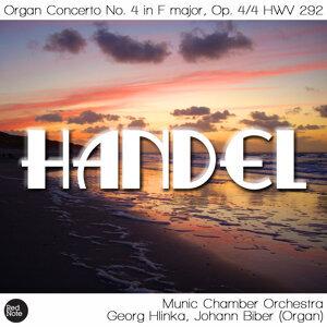 Handel: Organ Concerto No. 4 in F major, Op. 4/4 HWV 292
