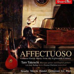 Affectuoso - Virtuoso Guitar Music from the Eighteenth Century