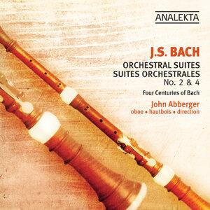 J.S. Bach: Orchestral Suites No. 2 & 4