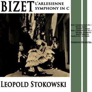 Bizet L'arlesienne Symphony In C