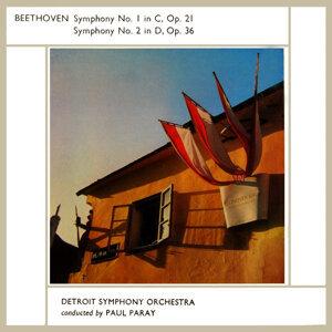 Beethoven Symphony No. 1 & 2