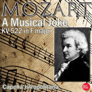 Mozart: A Musical Joke KV 522 in F major