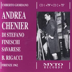 Umberto Giodano: Andrea Chenier