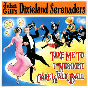 Take Me to the Midnight Cake Walk Ball