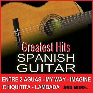 Guitarra Española. Éxitos Internacionales