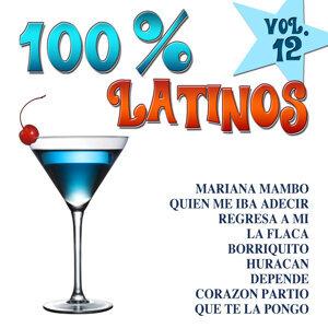 100% Latinos Vol.12