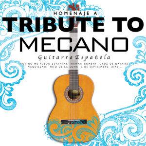 Guitarra Española - A Tribute to Mecano