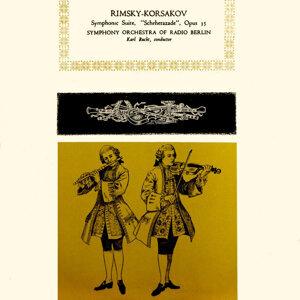 Rimsky-Korsakov Symphonic Suite