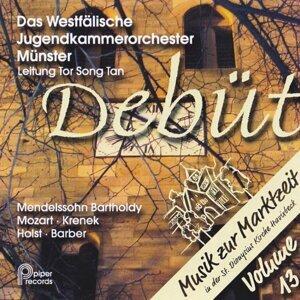 Debüt - Musik zur Marktzeit - Vol. 13
