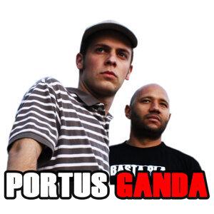 Portus Ganda